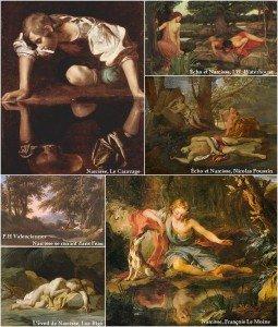 aaaaaaanarcissetableaux-255x300 Narcissisme - Poésie - maladie - amour de soi - mythologie - dans Ecrivains