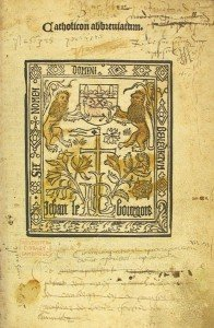 aaaaaaacatholiconpage-196x300 Dictionnaire - Histoire de l'écrit - Bretagne - Tréguier dans Economie