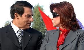 Ben Ali - Trabelsi - Tunisie - Révolution de jasmin - Corruption politique dans Catastrophe