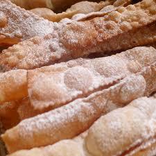 Mardi-gras - Beignets de Carnaval - recettes de dessert dans Sentiments