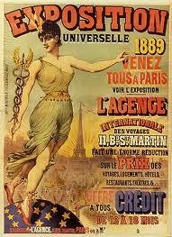 Exposition universelle - Révolution française - Paris - Tour Eiffel - dans Artistes