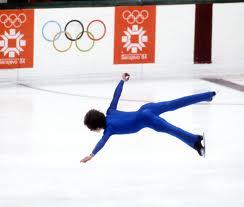 Scott Hamilton (patinage) - patinage artistique - Médaillé olympique - dans Artistes