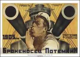 Potemkine - Cuirassé russe - Mutinerie - - Révolution rouge dans Europe